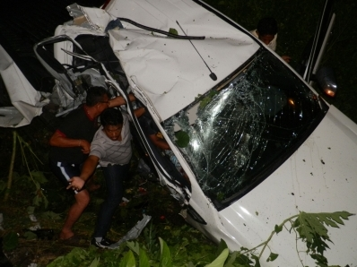 Man Critical After Thalang Car Crash - Phuket News - Thailand Visa