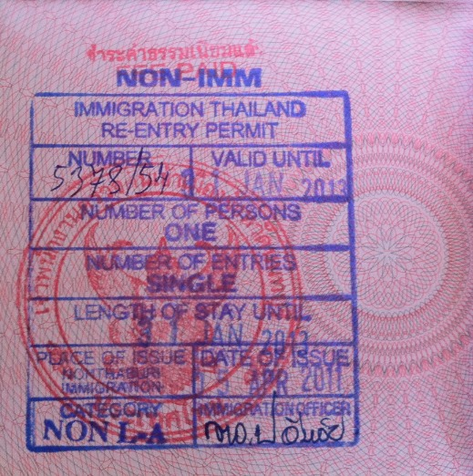 Bangkok Immigration Launches Re-Entry Permit Queue Online - Thai ...