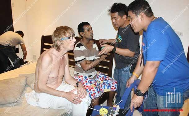 Pattaya gay sex