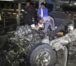 Aftermath of Koh Samui car bomb