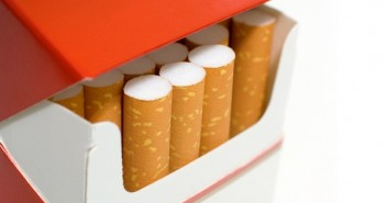 Cigarette-packets