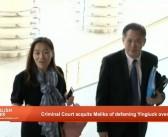 Criminal Court acquits Malika of defaming Yingluck over hotel meeting