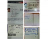 Chinese man arrested at Suvarnabumi with fake passport he bought on internet for $6,000