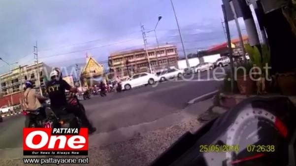 Pattaya Red Light Warning