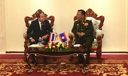 Thai Defense Ministry announces results of ASEAN level meeting