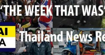 The week that was in Thailand news: No Sex Please – we're Thai.